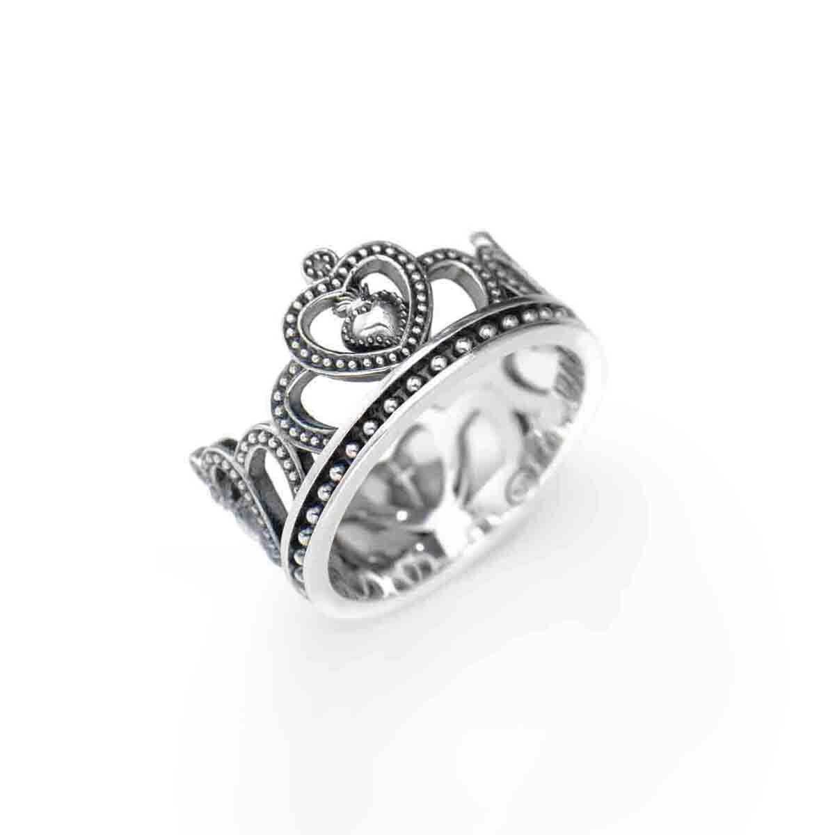 finest selection 3250f e651a anello corona ACO