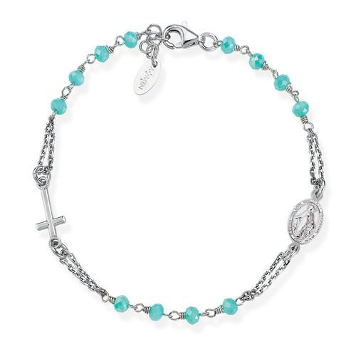 Bracciale Rosario Cristalli Tiffany