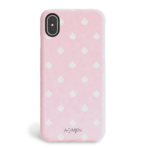 Cover Angeli Rosa iPhone X/XS