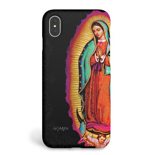 Cover Madonna Guadalupe iPhone X/XS